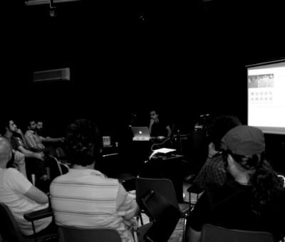 """Lecture – """"Sound in new media"""" – Iran"""