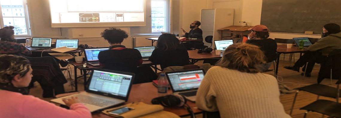 Lectures & Workshops